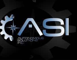 #146 para Logo Design for Autonomous Solutions Inc. por rgx207