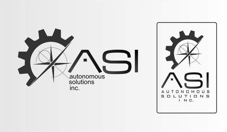 Inscrição nº 60 do Concurso para Logo Design for Autonomous Solutions Inc.