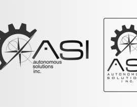 #60 para Logo Design for Autonomous Solutions Inc. por rgx207