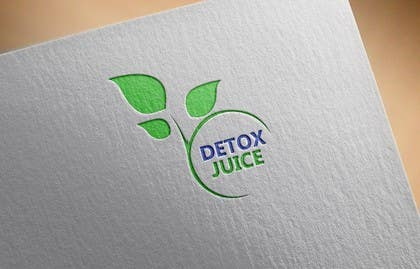 #29 para I need to development a logo for Detox Juice de shoebahmed896