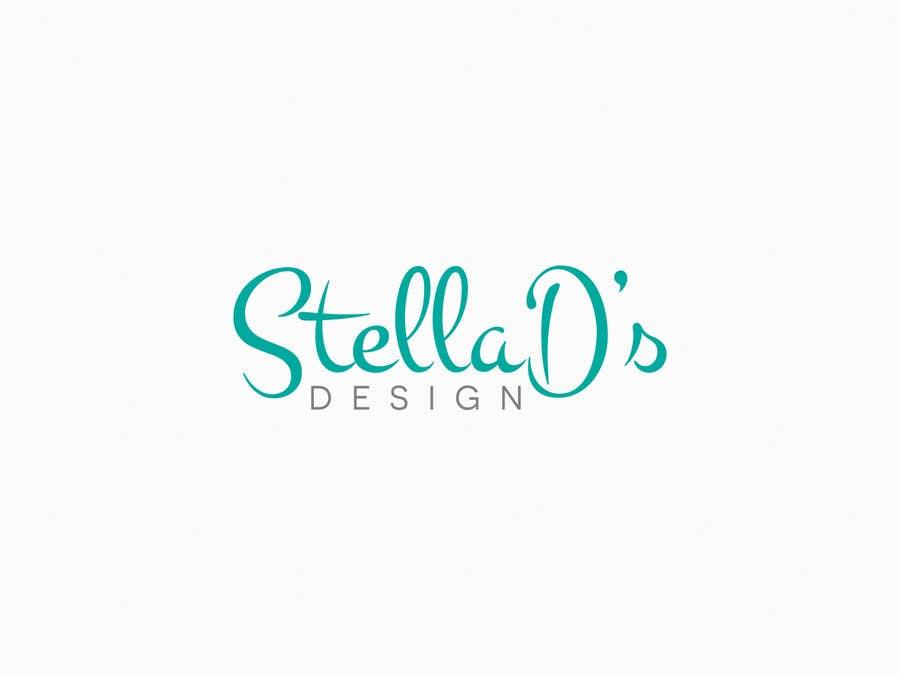 Participación en el concurso Nro.9 para Custom Logo StellaD's Designs