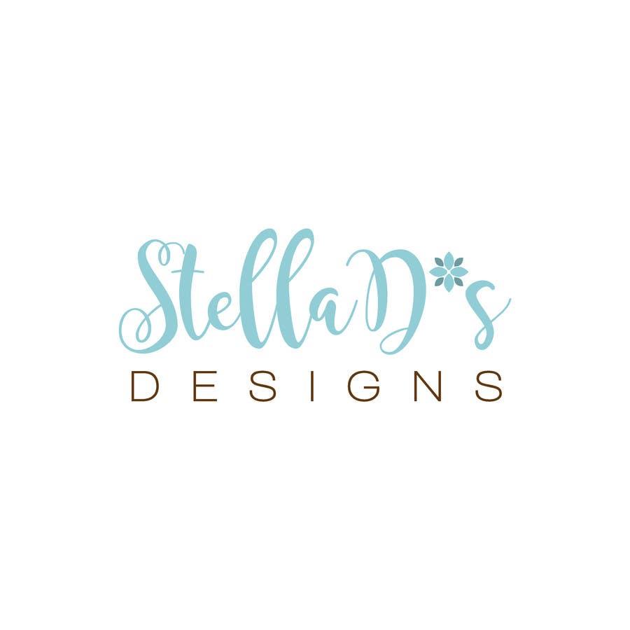 Participación en el concurso Nro.8 para Custom Logo StellaD's Designs