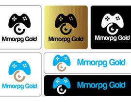 #33 for Design a Logo for a website related to game gold, game Items and power leveling service af Gerardopol