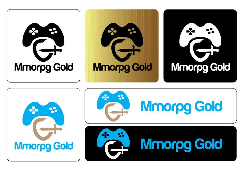 #61 for Design a Logo for a website related to game gold, game Items and power leveling service by Gerardopol