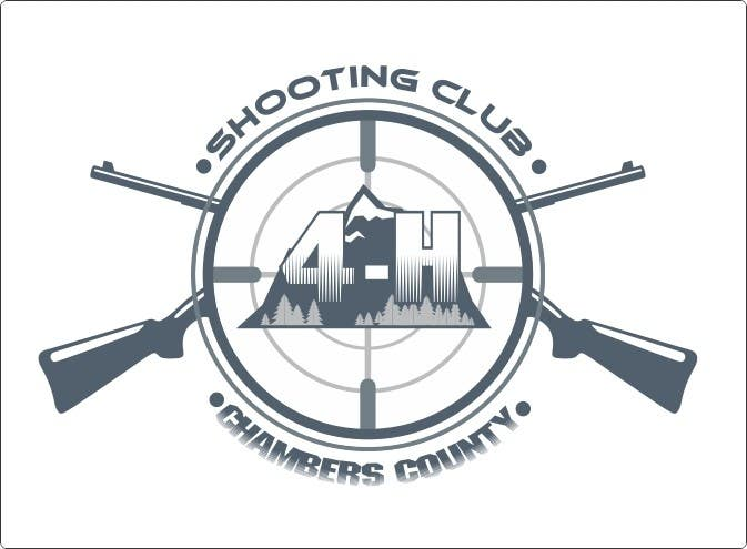 Participación en el concurso Nro.2 para Design a Logo for a 4-H Shooting Club