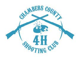 #23 para Design a Logo for a 4-H Shooting Club de emrichards84