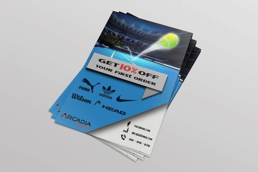 Participación en el concurso Nro.19 para Design a commercial Flyer