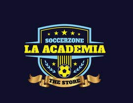 #9 for Amend a Soccer Logo by bijjy