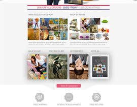 #42 for homepage Design Mockup for our startup website af grafixeu