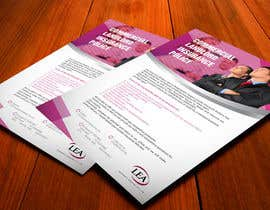 #1 para Design a Flyer for Insurance de luisdesigner8