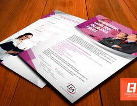 #7 para Design a Flyer for Insurance de luisdesigner8
