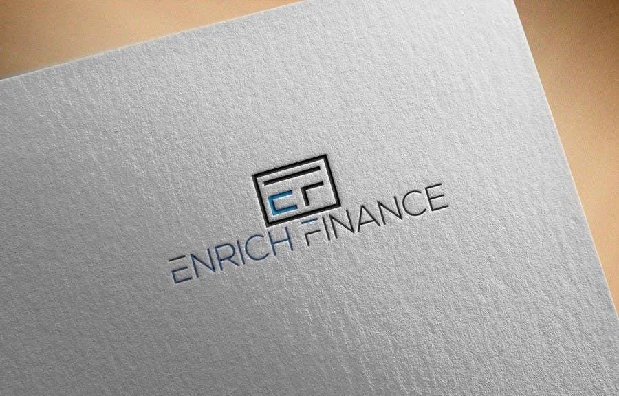 #193. pályamű a(z)  Design a logo - EF versenyre