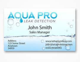 Číslo 50 pro uživatele Design a Logo and Business Card for a Leak Detection Company for Water Leaks (Similar to Plumber) Up to 2 Winners od uživatele fingerburns