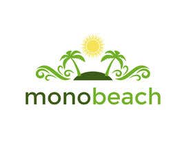"#29 for design a logo for ""monobeach"" by BevutiHalder"