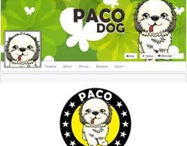 #67 for Design a Logo for Paco Dog, Crea un logo para Paco Dog by Hayesnch