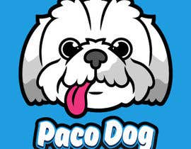 #29 для Design a Logo for Paco Dog, Crea un logo para Paco Dog від dgpaolacastaneda