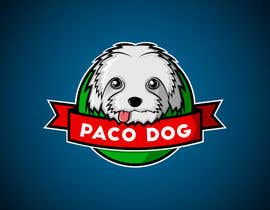 #70 для Design a Logo for Paco Dog, Crea un logo para Paco Dog від arnoldasprunskas