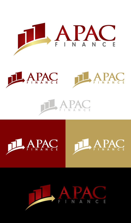 #42 for APAC Finance logo design by SergiuDorin