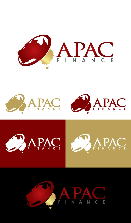 #44 for APAC Finance logo design by SergiuDorin