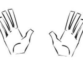 #5 для Make an animated gif of a waving hand від chrimation