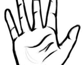 #1 Make an animated gif of a waving hand részére veruberu által