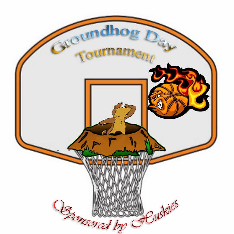 Contest Entry #16 for Youth Basketball Tournament Logo