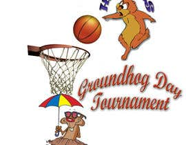 nº 38 pour Youth Basketball Tournament Logo par sabeshkumar
