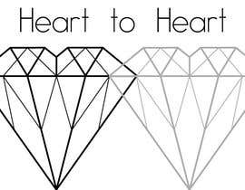 #1 for Logo Design for Heart to Heart Diamonds by jessaros