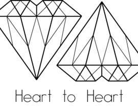 #4 for Logo Design for Heart to Heart Diamonds by jessaros