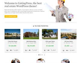 #6 para Build a Website for www.Commercialmls.net real estate website por flashraj