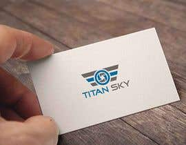 #177 for Design a Logo for Titan Sky by royalorion23