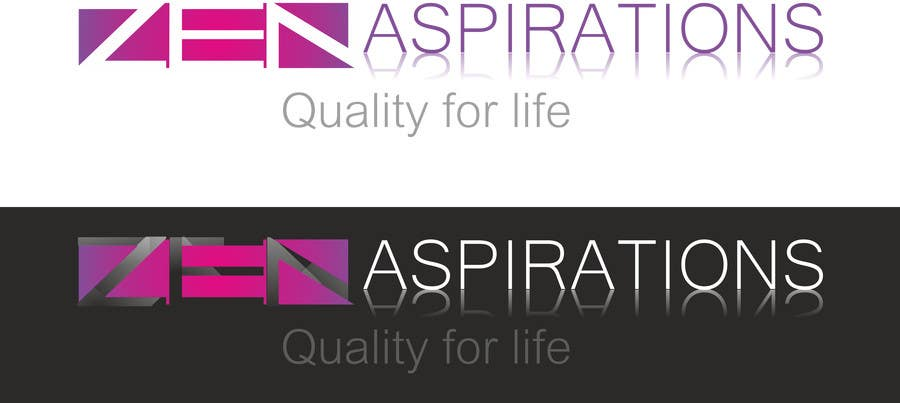 #30 for Design a Logo for Zen Aspiration by turapist