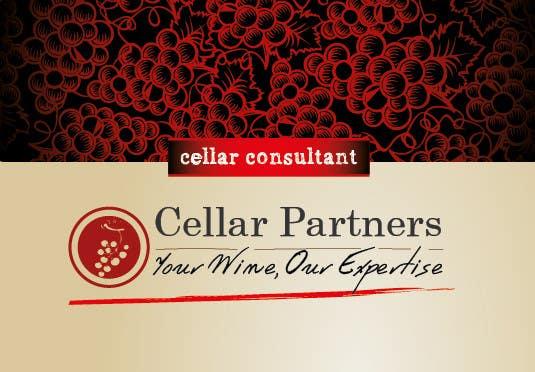 #85 for Design a Logo for Cellar Partners! by DGelbouras