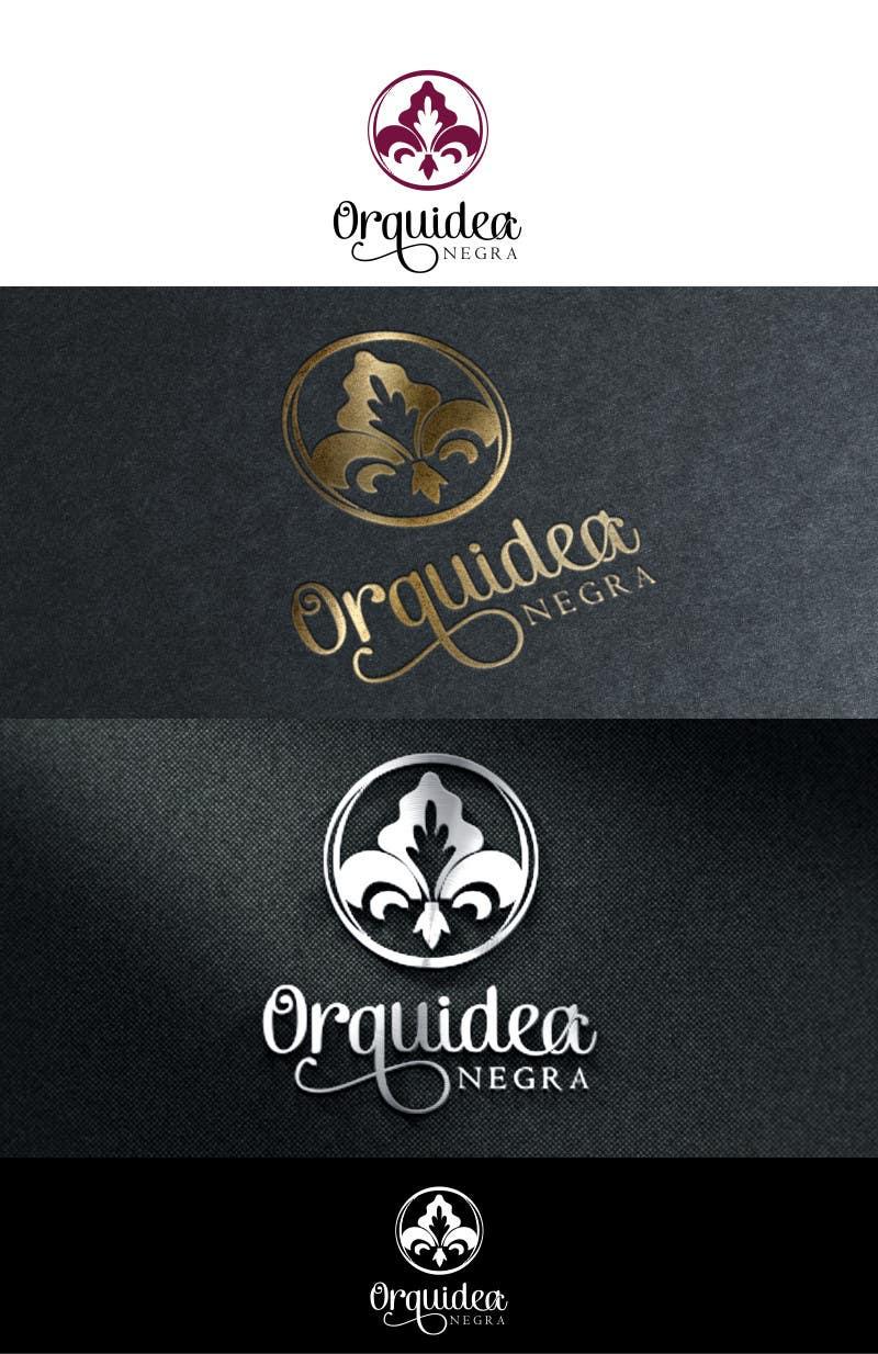 Contest Entry #68 for Logo for Orquídea Negra