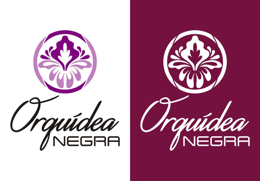 Contest Entry #29 for Logo for Orquídea Negra