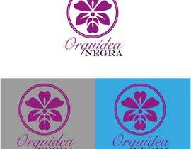 #48 for Logo for Orquídea Negra by mad107