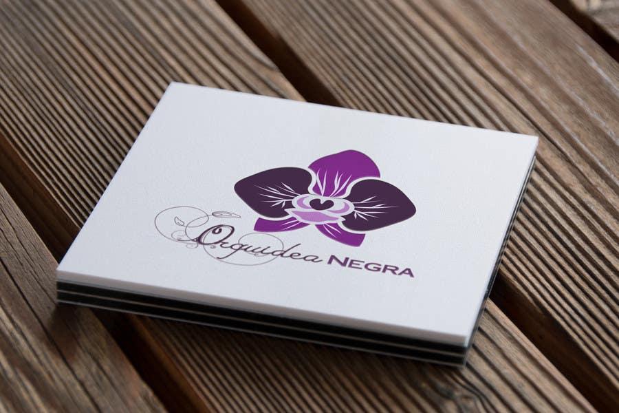 Contest Entry #64 for Logo for Orquídea Negra