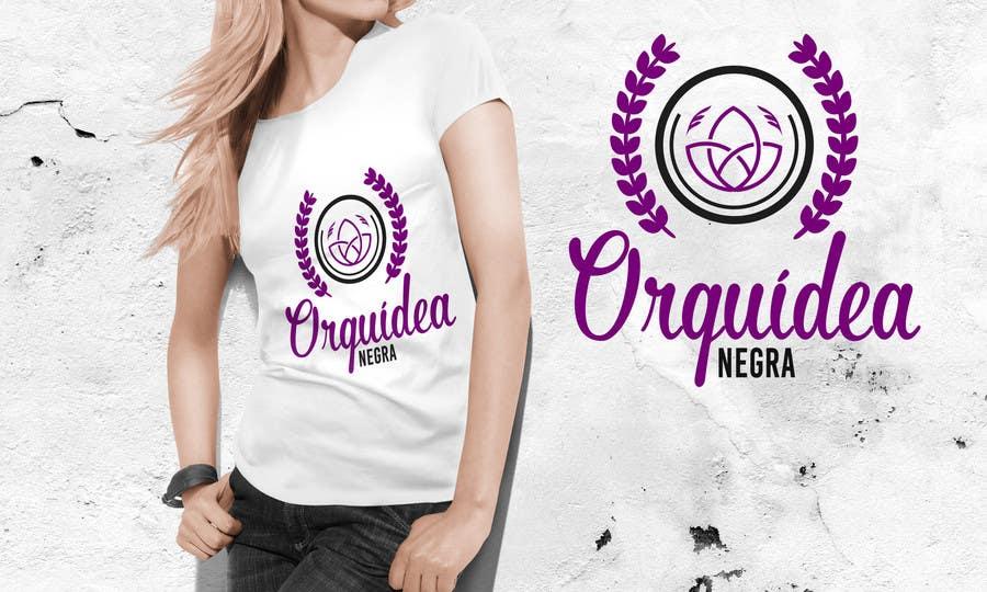 Contest Entry #16 for Logo for Orquídea Negra