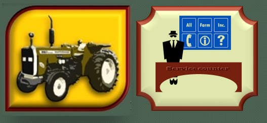 Contest Entry #25 for Logo Design for All Farm Ideas, Inc
