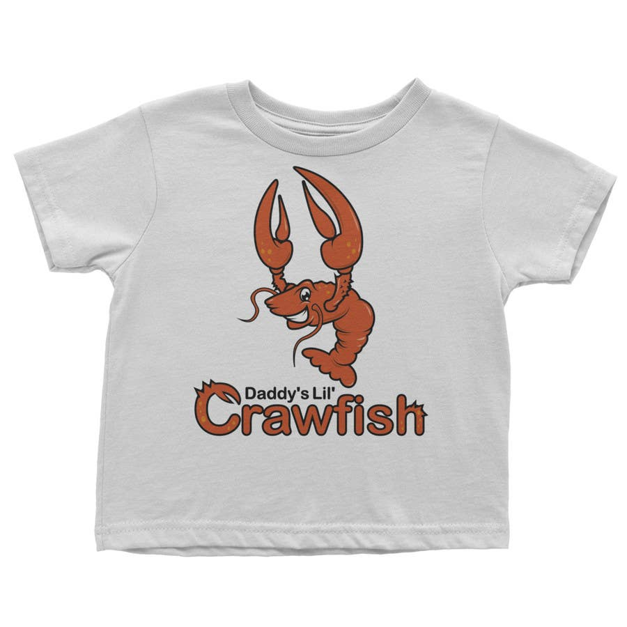 Contest Entry #8 for Crawfish Character / Logo