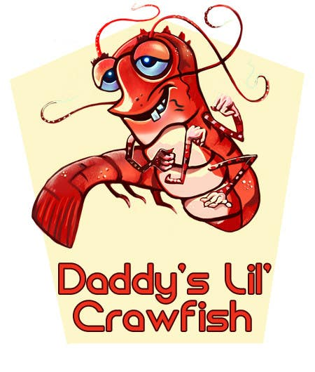 Contest Entry #9 for Crawfish Character / Logo