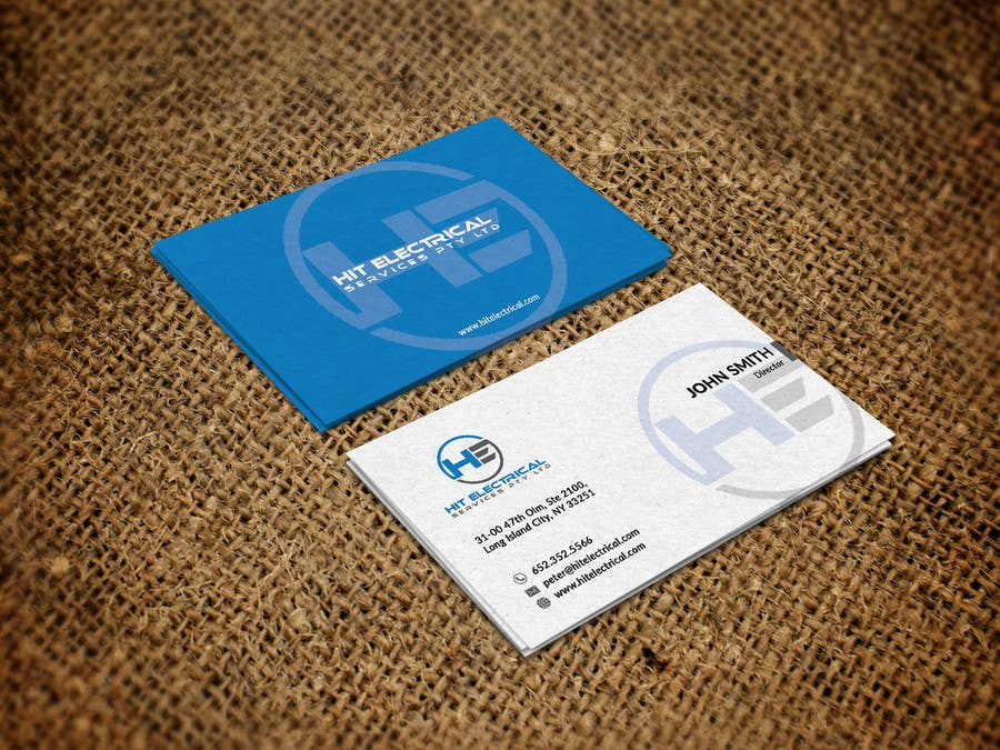 Contest entry 55 for design some business cards stickers magnet