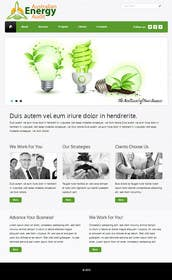 #6 cho Design a Website Mockup for The VOICE Centre - Australian Call Centre bởi zicmedia