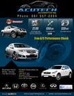 Contest Entry #17 for Design a Flyer for automotive repair shop 4x6