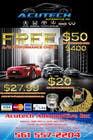 Contest Entry #8 for Design a Flyer for automotive repair shop 4x6