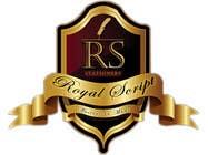 Graphic Design Inscrição do Concurso Nº25 para Logo Design for Stationery Packaging - Royal Script