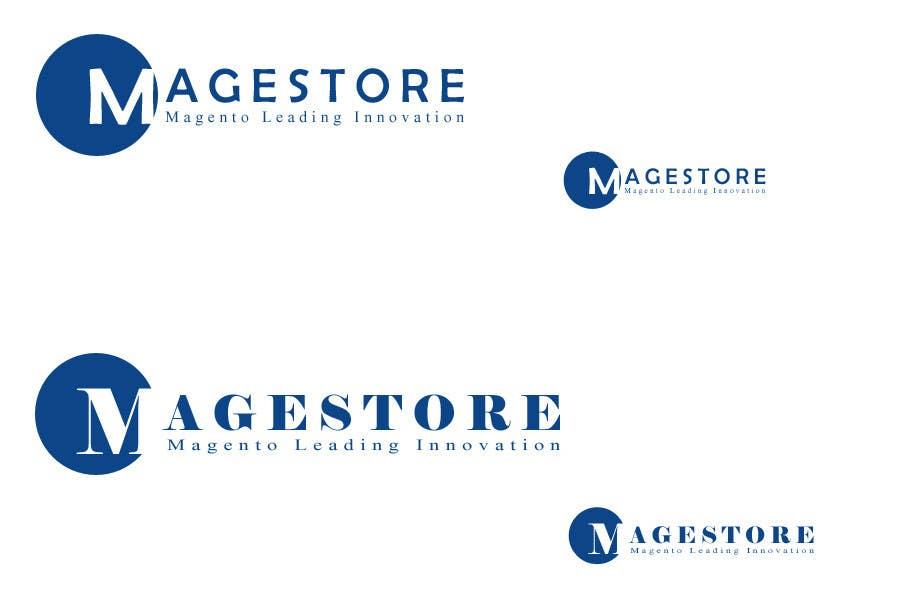 Penyertaan Peraduan #203 untuk Logo Design for www.magestore.com
