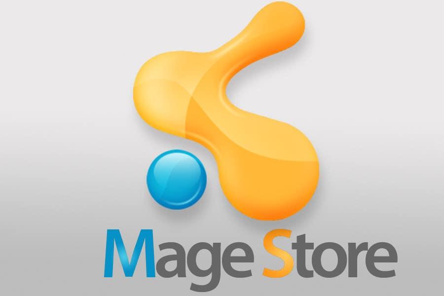 Contest Entry #                                        229                                      for                                         Logo Design for www.magestore.com