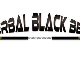 #10 for Design a Logo for Verbal Black Belt by Ghomez