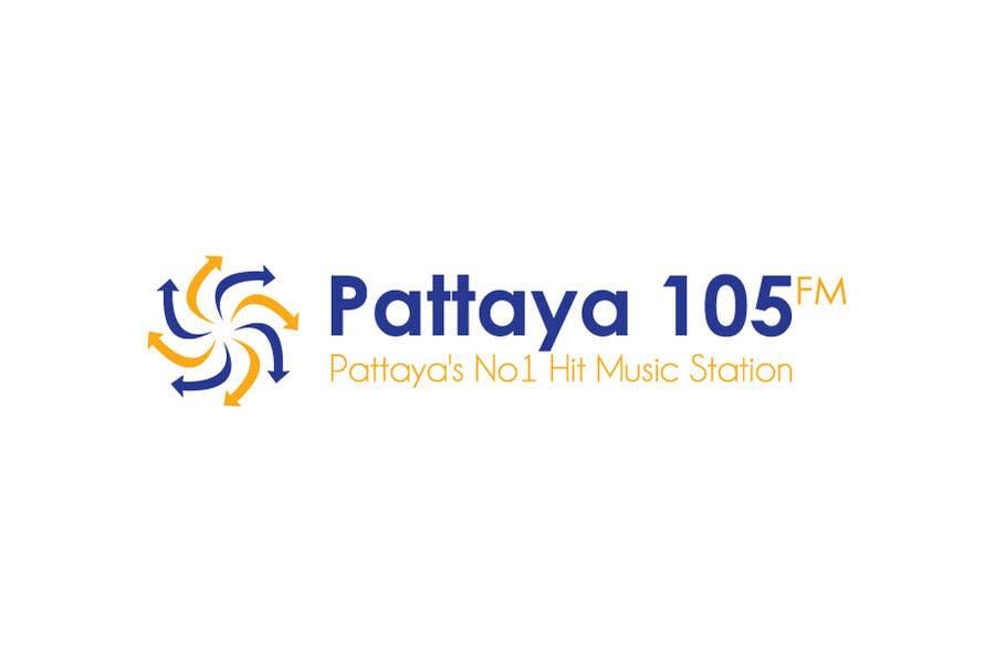 Proposition n°65 du concours Design a Logo for Pattaya 105FM
